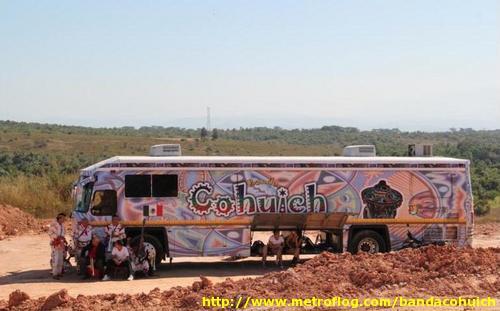 cohuich bus